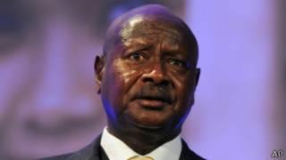 Shugaban Uganda Musevini