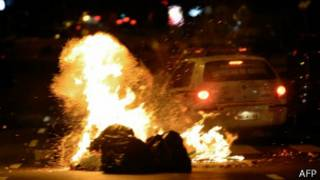 Protesta en Belo Horizonte el sábado