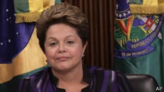 Presidente Dilma Rousseff (foto: AP)