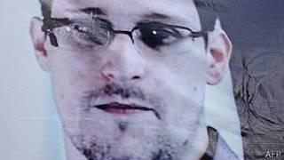 ادوارد اسنودن، افشاگر اطلاعات محرمانه دولت آمریکا
