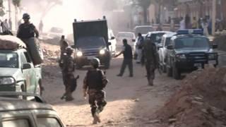 अफ़ग़ानिस्तान में तालिबान का हमला