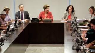 Dilma Rousseff / AP