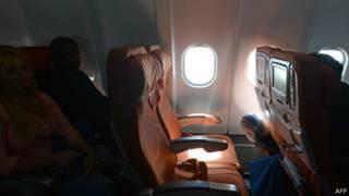 Пустое место Эдварда Сноудена в самолете
