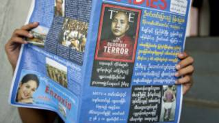 TIME megazine, U Wirathu