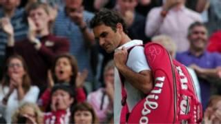 Roger Federer, Wimbledon turnuvasında erken elendi