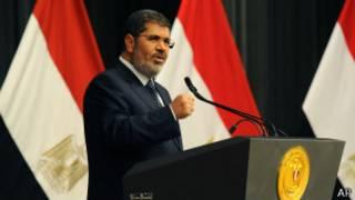 Президент Египта Мохаммед Мурси