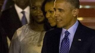 Obama visit