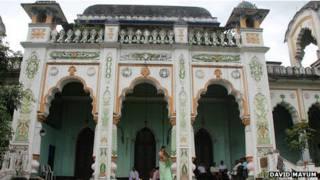 मणिपुर का राजमहल