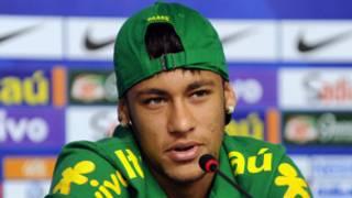 Neymar aumwa