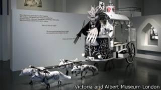 """Выставка """"Дворец памяти"""" в Музее Виктории и Альберта"""