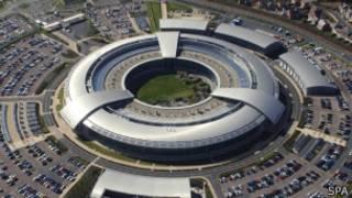 英國政府通訊總部
