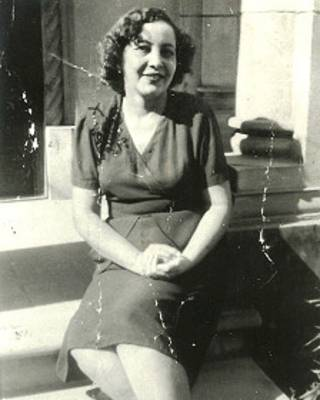 Abuela de Javier Lizarzaburu