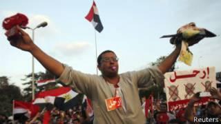 Protestos no Egito / Reuters
