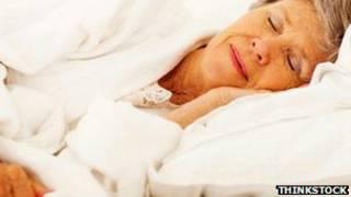 mulher dormindo (foto: Thinkstock)