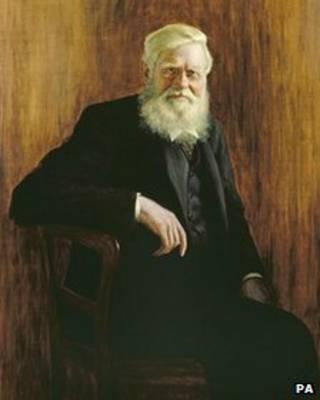 沃勒斯的肖像