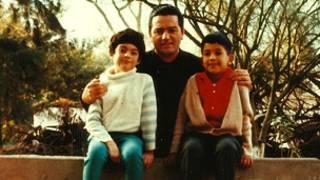 Familia de Javier Lizarzaburu