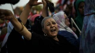 الاضطرابات في مصر