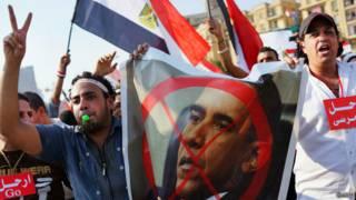 Protestos no Egito / Getty