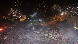 Dafifin jama'a a dandalin Tahrir