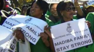 Pendukung Mandela