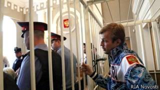 Мэр Ярославля Евгений Урлашов в суде
