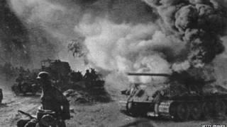टैंक युद्ध