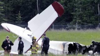 Авиакатастрофа на Аляске