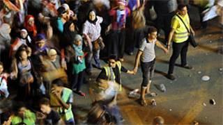 Mısır'ın Tahrir Meydanı'nda gösteriler sürüyor