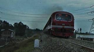रेल, भारत, कश्मीर