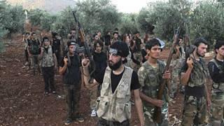ဆီရီးယား လွတ်မြောက်ရေး တပ်
