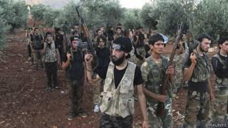 """""""Свободная сирийская армия"""""""