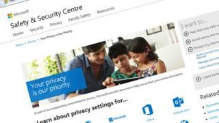 Campaña de Microsoft Tu privacidad es nuestra prioridad