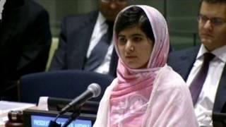 Malala Youssoufzai