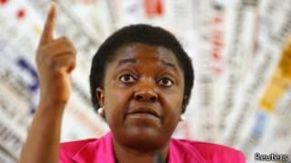 Сесиль Кьенге (19 июня 2013 года)