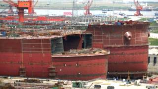 Xưởng đóng tàu Vinh Thịnh