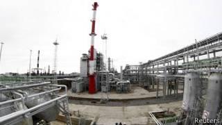Российский нефтеперерабатывающий завод