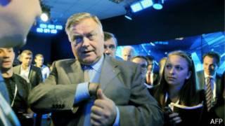 Владимир Якунин на экономическом форуме в Петербурге