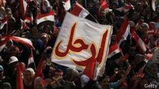 احتجاجات في مصر