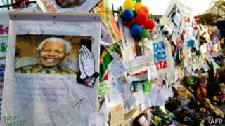 Mandela yujuje imyaka 95
