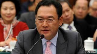 华润集团董事长宋林(新华社图片6/3/2013)