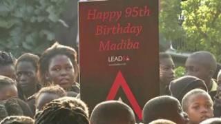مینڈیلا کے لیے سالگرہ کا پیغام