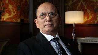 Tổng thống Thein Sein