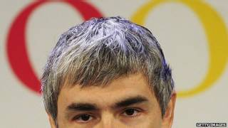 Larry Page, chefe executivo da Google | Foto: Getty