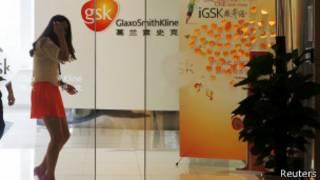 GlaxoSmithKline en China