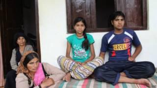 उत्तराखंड बाढ़ पीड़ित रजनीश अवस्थी का परिवार