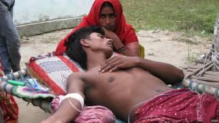 बिहार, छपरा, विषाक्त भोजन, त्रासदी, मृतक बच्ची का परिवार