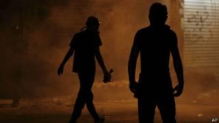 اشتباكات في قرية دراز بالبحرين