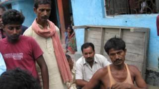 बिहार मिडडे मील त्रासदी से प्रभावित परिवार