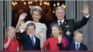 बेल्जियम में नया राजा
