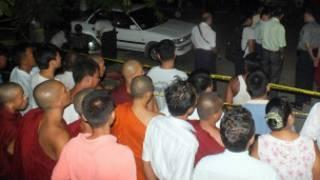 Mandalay Blast on 21 July 2013